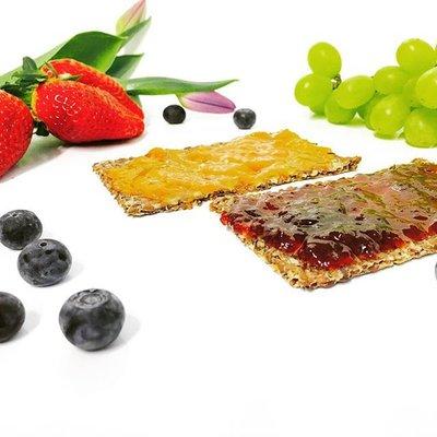 biobites natural lijnzaad crackers