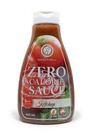 Zero curry ketchup