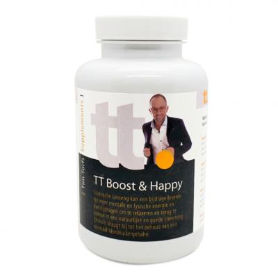 Tim Torfs Carnitine Happy & Boost