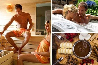 Privé-sauna (Beringen) - 2 personen 3 uur met huisbereide lasagne & bubbels