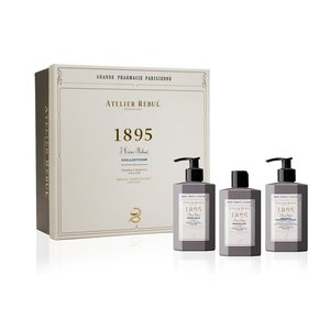 Atelier Rebul 1895 Giftset with Liquid Soap, Shower Gel and Hand & Body Lotion Product Type: Gift Set