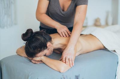 Massage relax - 55 min