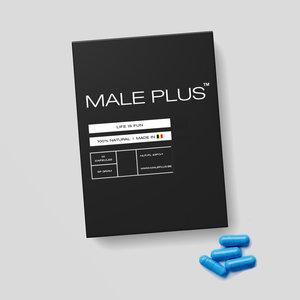 Male Plus TESTPAKKET 4 capsules